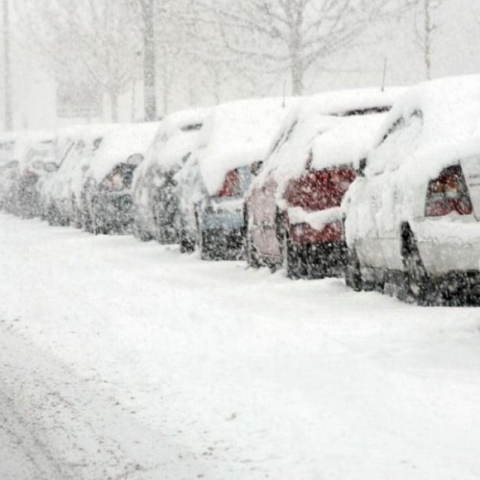 Alerta por la fuerte bajada de las temperaturas, consejos para estar preparados si tenemos que conducir
