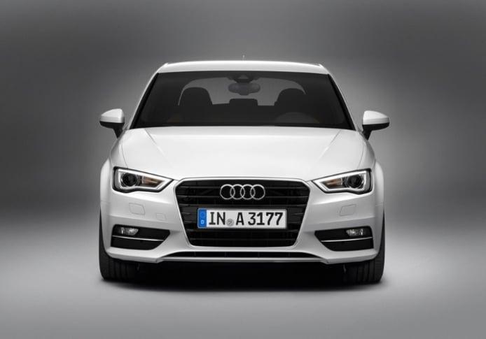 Filtrada la galería de fotos del Audi A3 2012