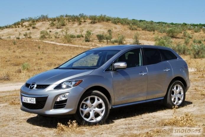 Mazda CX-7 2.2 CRTD. Apuesta segura
