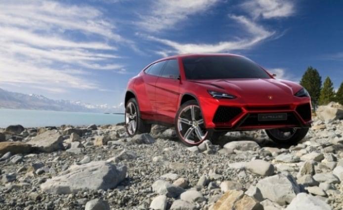 Lamborghini espera que el Urus sea su modelo más vendido