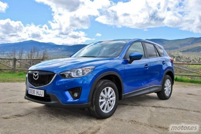 Presentación en Madrid del Mazda CX-5: Filosofía renovada