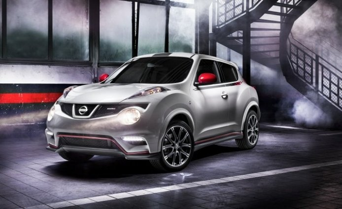 Nissan hace oficial el Juke Nismo definitivo