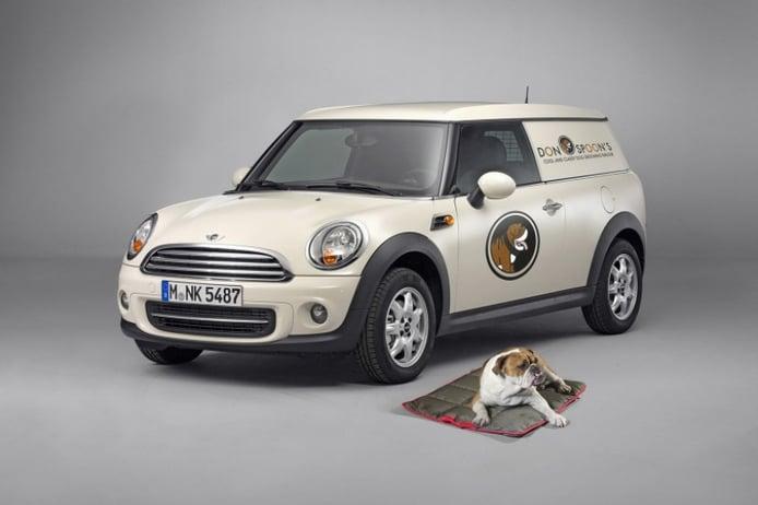 El Mini Clubvan ya muestra su diseño de producción