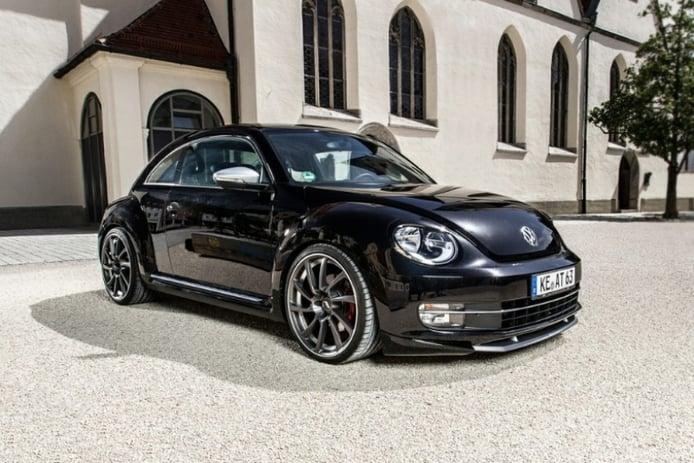 ABT le mete mano al Volkswagen Beetle TDI
