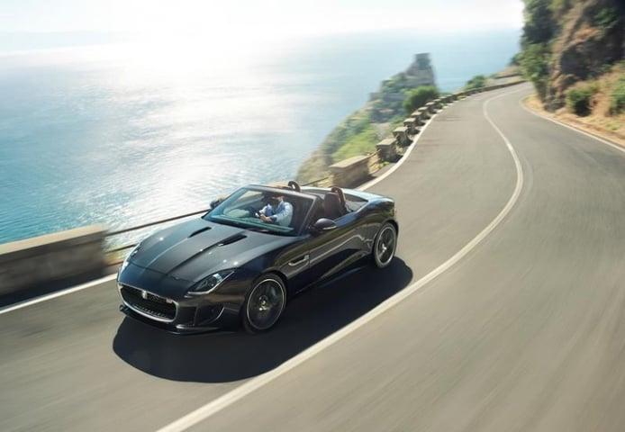 El Jaguar F-Type se filtra desde todos sus ángulos