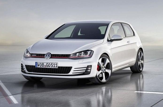 El nuevo Volkswagen Golf GTi se cuela antes de tiempo en la red