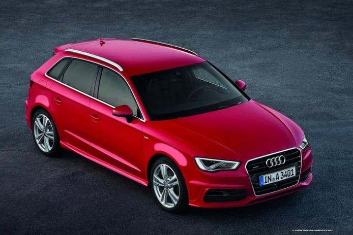 Oficial: nuevo Audi A3 Sportback