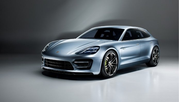 Porsche presenta el Panamera Sport Turismo. Un toque familiar para el deportivo