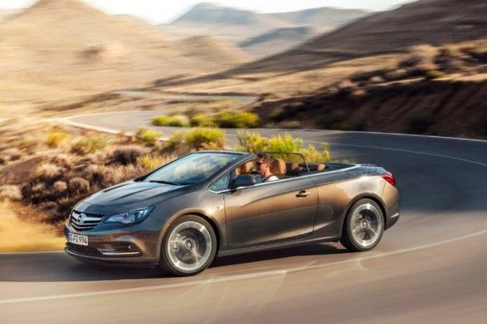 El Opel Cascada se llamará finalmente Cabrio