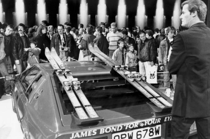 Los coches de James Bond (II): Lotus Esprit 1977