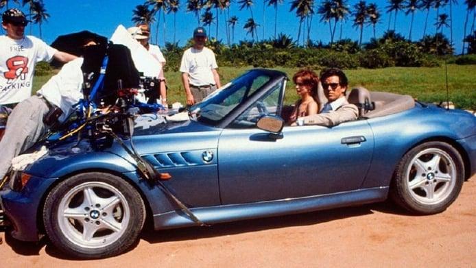 Los coches de James Bond (IV): BMW Z3 1995