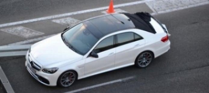 Mercedes Clase E 2013, ¡al descubierto!