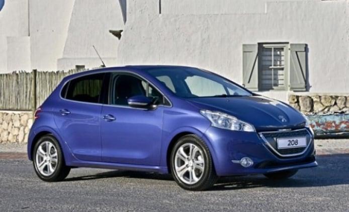 Peugeot 208 Intuitive, ya a la venta en España