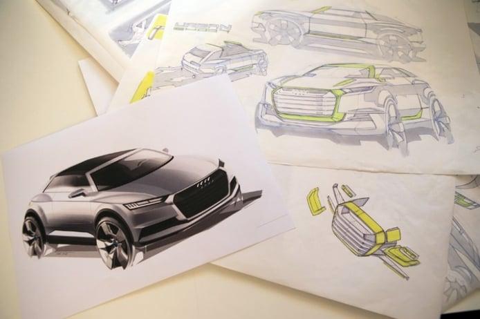 Audi y su nueva línea de diseño apuestan por aumentar las diferencias entre cada modelo