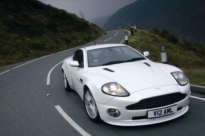 Los coches de James Bond (VI): Aston Martin Vanquish 2002