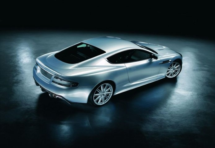 Los coches de James Bond (VII): Aston Martin DBS 2006