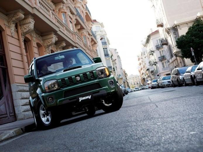 Suzuki Jimny 2013. En España, a partir de  13.210 euros