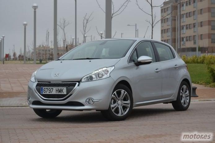 Peugeot 208 5p Active 1.2 VTi 82 . Probamos el Coche del Año (y de La Voz)