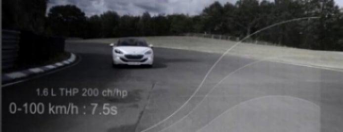 Peugeot RCZ 2013, cada vez más cerca