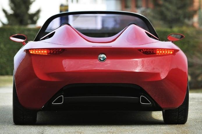 Mazda y FIAT colaboran para crear el Alfa Romeo Spider