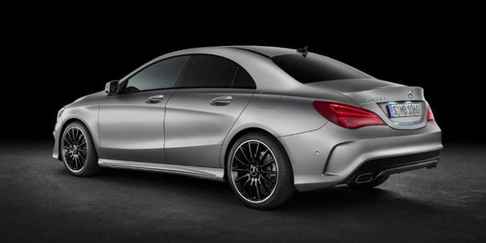 Mercedes-Benz CLA desde 31.500€