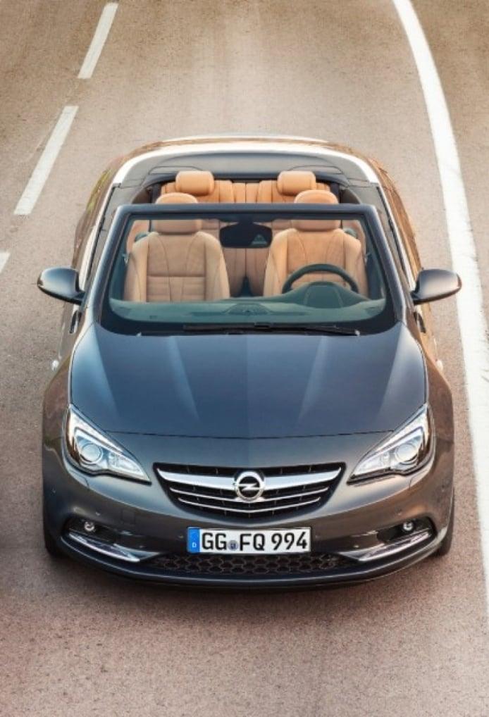 Opel Cabrio, precios para el mercado español