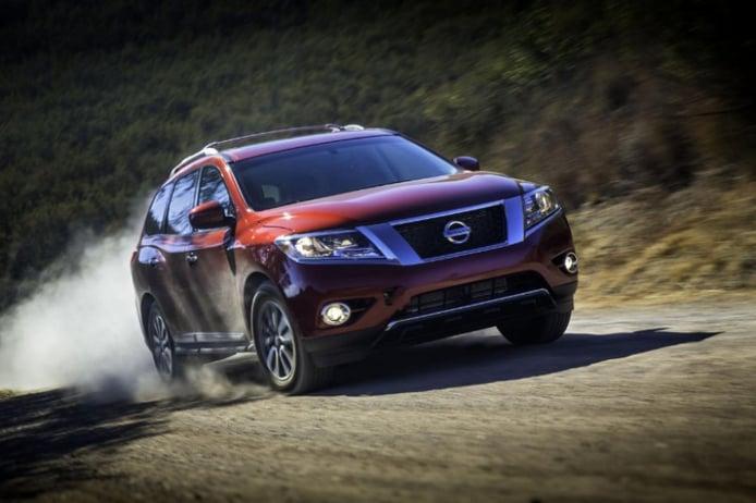 Nissan presentará el Pathfinder híbrido en New York