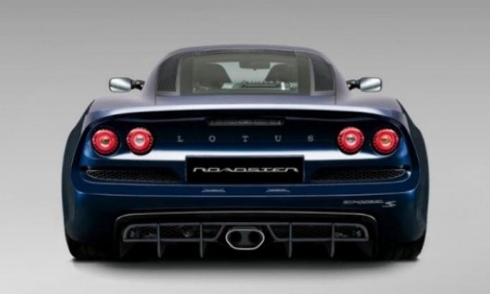 Lotus presenta Exige S Roadster