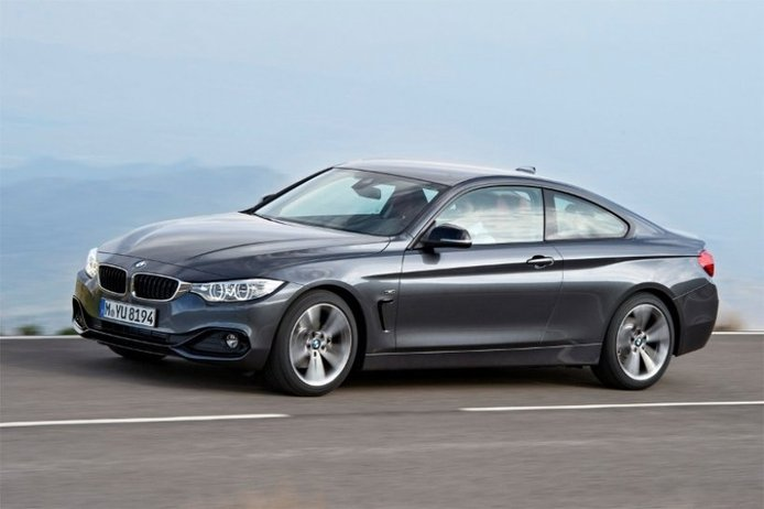 BMW Serie 4 Coupé: datos, fotos y videos oficiales