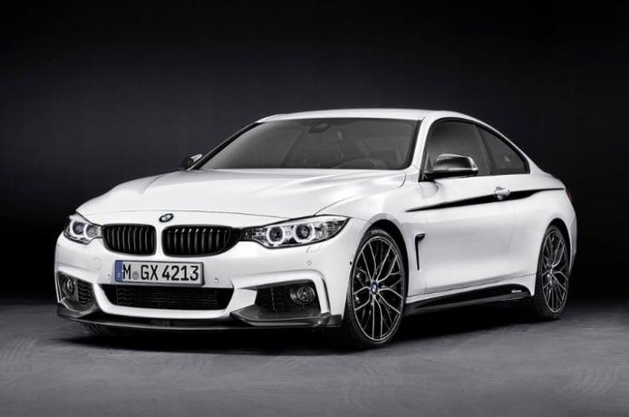 M Performance para el BMW Serie 4 2014