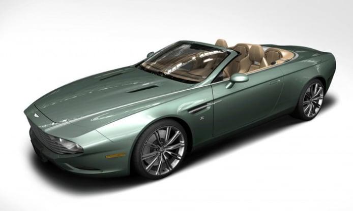 Zagato también se apunta a celebrar el centenario de Aston Martin