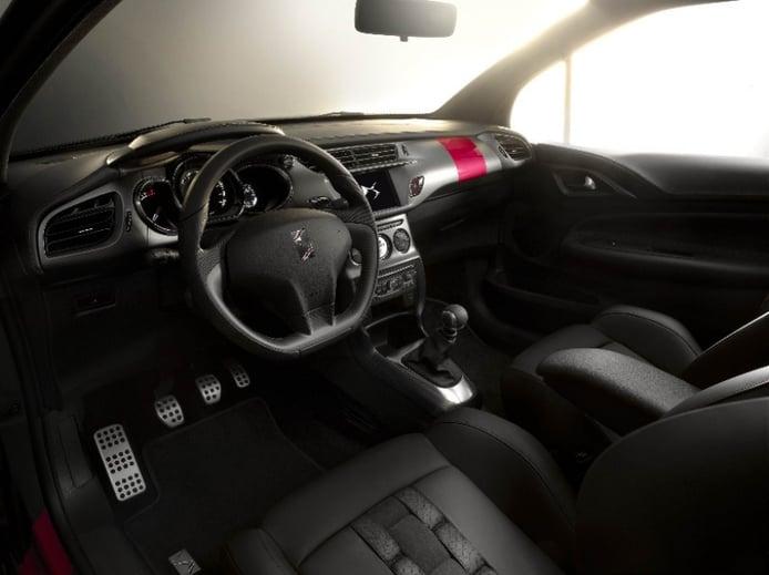 Citroën DS3 Cabrio Racing, exclusividad deportiva y descapotable