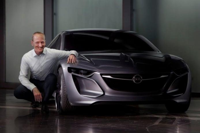 Opel Monza Concept, vislumbrando el futuro