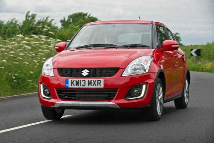 El Swift recibe nuevas versiones 4x4 y Sport de cinco puertas