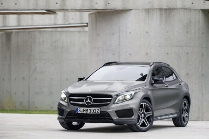 Mercedes-Benz GLA, datos e imágenes