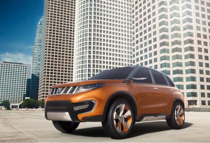 Suzuki iV-4 Concept, adelantando el futuro SUV compacto de la marca japonesa