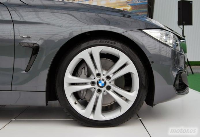 BMW Serie 4 Coupé, presentación (II): diseño interior, habitabilidad, maletero y equipamiento