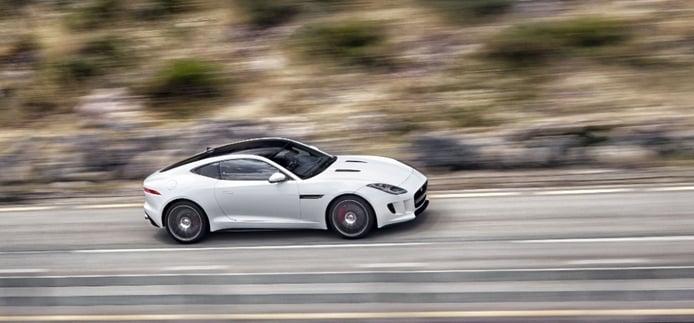 Jaguar F-Type Coupe, ya es oficial