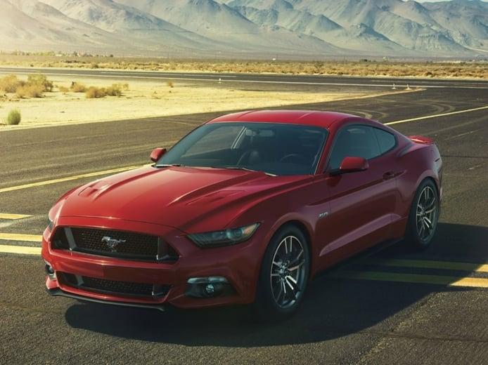 Nuevo Ford Mustang, por fin en Europa