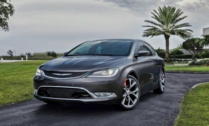 Nuevo Chrysler 200, renovación completa en Detroit 2014