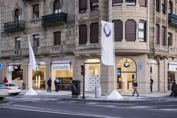 BMW Lurauto, nuevo concesionario de referencia para San Sebastián
