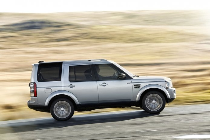 Land Rover Discovery XXV Special Edition 2014