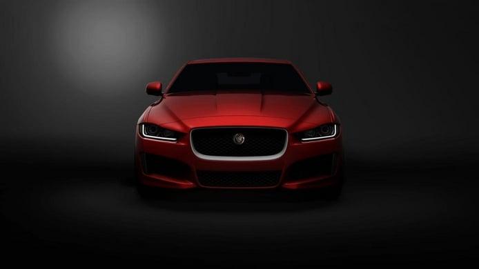 Jaguar XE, nuevo teaser antes de su presentación