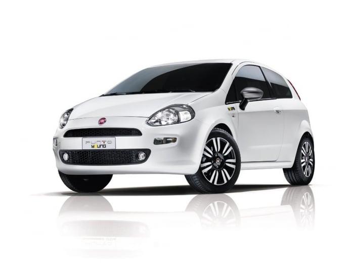 Fiat Punto Young 2014, a la venta desde 6.900 euros