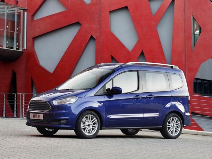 Se inicia la comercialización del Ford Tourneo Courier en España