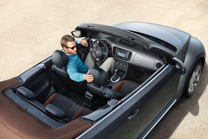 Homenaje a Karmann en el Volkswagen Beetle Cabrio Karmann