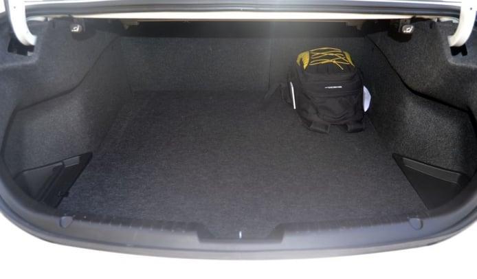 Mazda6 Skyactiv-G 2.0i 145 CV Style (II): Diseño interior