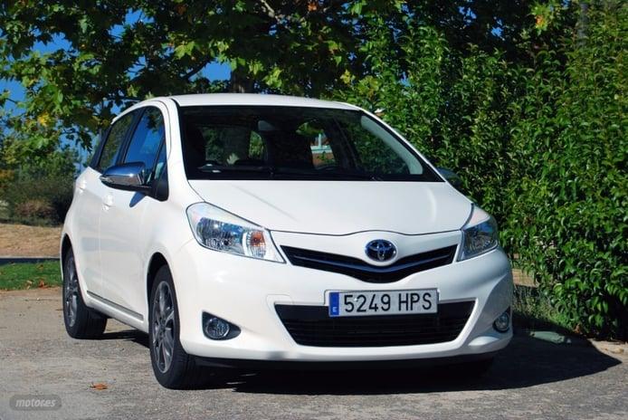 Toyota Yaris SoHo 100 MultiDrive (II): Comportamiento, consumos y valoración