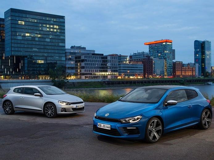 Volkswagen Scirocco 2014, mejoras estéticas combinadas con motores más potentes y eficientes