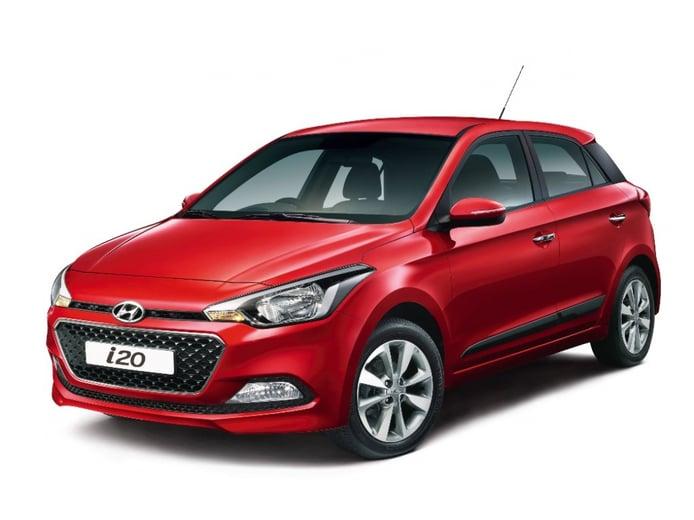 Hyundai i20 2015. Nuevas imágenes y datos oficiales